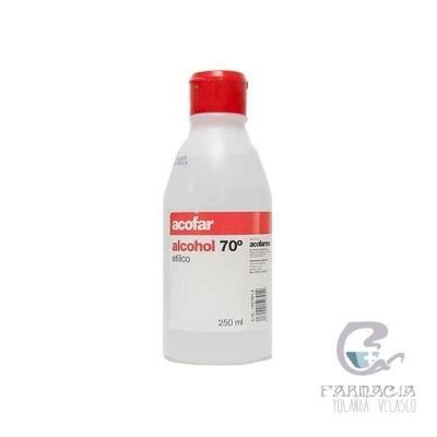 Acofar Alcohol 70º 250 ml