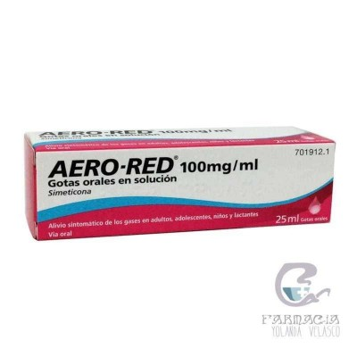 Aero Red 100 mg/ml Gotas Orales Solución 25 ml