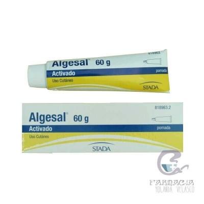 ALGESAL ACTIVADO POMADA 60 GR