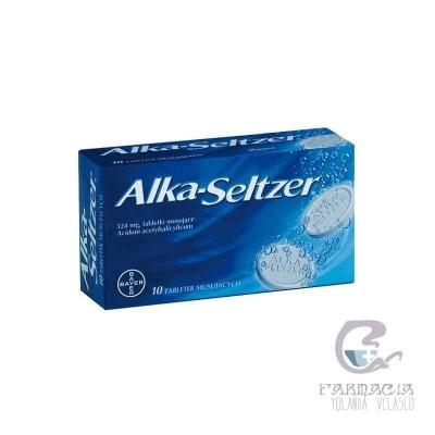 Alka Seltzer 2.1 gr 20 Comprimidos Efervescentes