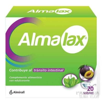 Almalax 3 gr 20 Sobres