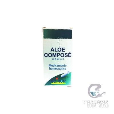 Aloe Compose Gránulos Boiron