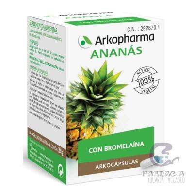 Ananas Arkocapsulas 325 mg 84 Cápsulas