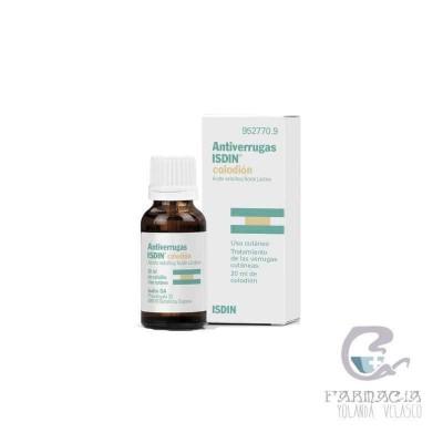 Antiverrugas Isdin Solución Tópica 20 ml