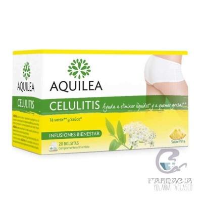 Aquilea Celulitis 1.2 gr 20 Filtros