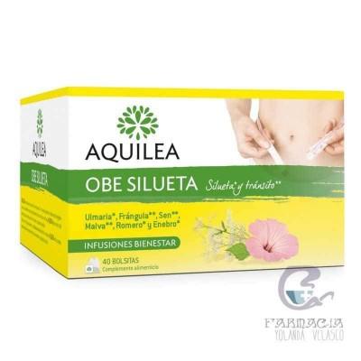 AQUILEA OBE 40 SOBRES PARA INFUSION