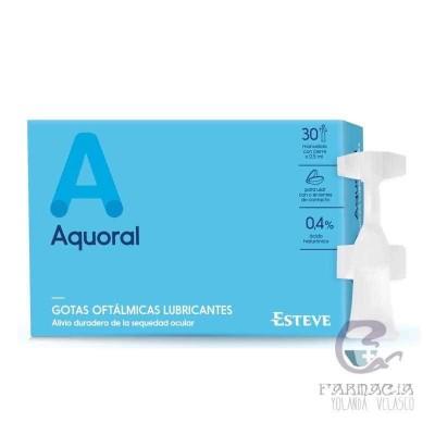 Aquoral Gotas Humectantes 20 monodosis