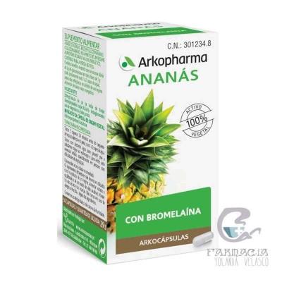 Arkocaps Ananas 48 Cápsulas
