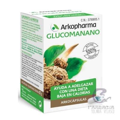 Arkocaps Glucomanano 80 Cápsulas