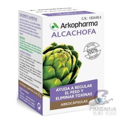Arkocapsulas Alcachofa 100 Cápsulas
