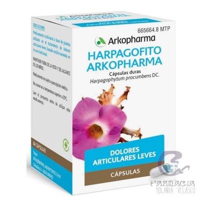 Arkocapsulas Harpagofito 435 mg 84 Cápsulas