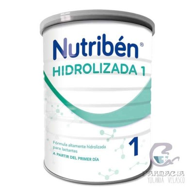 Nutriben Hidrolizada 1 400 gr Bote Neutro