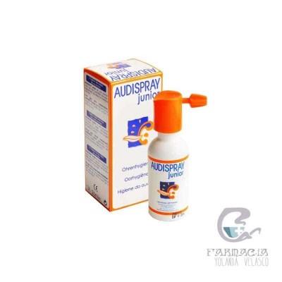 Audispray Junior Solución Limpieza Oidos 25 ml