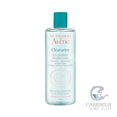 Avene Cleanance Agua Micelar 400 ml