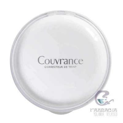 Avene Couvrance Crema Compacta Oil Free 9,5 gr Miel