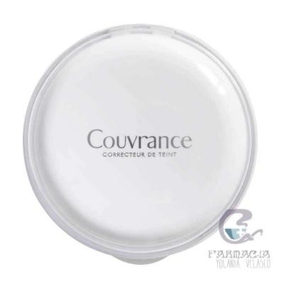 Avene Couvrance Crema Compacta Oil Free 9,5 gr Natural
