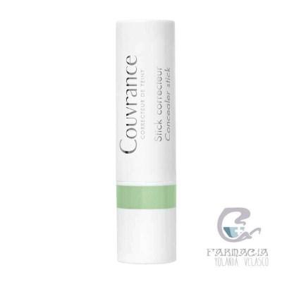 Avene Couvrance Stick Corrector Verde 3,5 gr