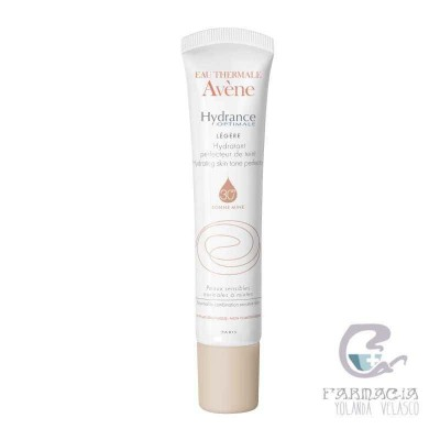 AVENE HYDRANCE OPTIMALE PERFECCIONADORA DEL TONO LIGERA 40 ML