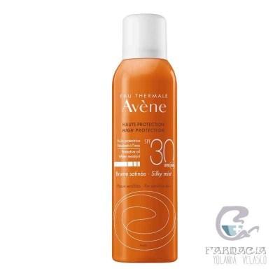 Avene SPF30+ Alta Protección Bruma Solar Satinada 150 ml