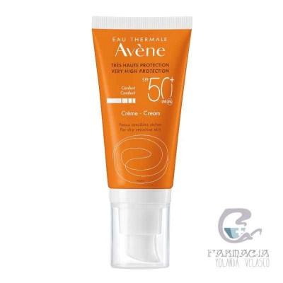 Avene SPF50 Crema Muy Alta Protección 50 ml