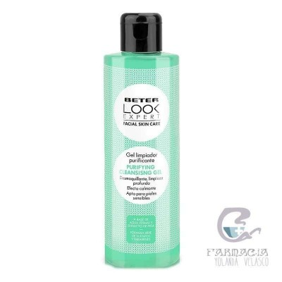 Beter Gel Limpiador Purificante 200 ml