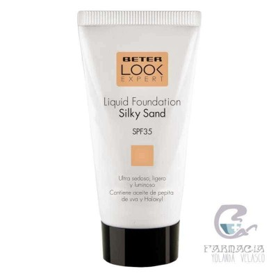 Beter Liquid Foundation Silky Sand SPF 35