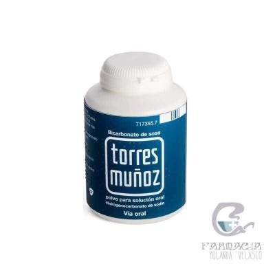 Bicarbonato de Sosa Torres Muñoz Polvo Para Solución Oral 200 gr
