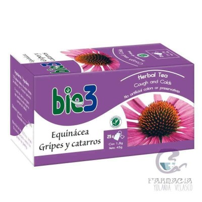 Bio3 Echinacea 1,5 g 25 Filtros