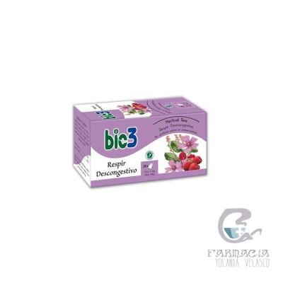 Bio3 Respir Descongestivo 1,5 g 25 Filtros