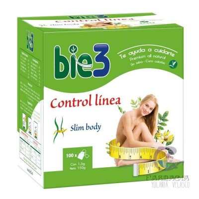 Bio3 Slim Body Infusion 100 Filtros