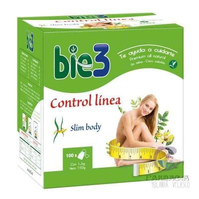 Bie3 Slim Body Infusion 100 Filtros
