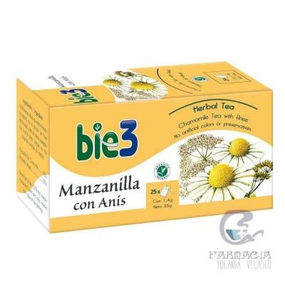 BIO3 MANZANILLA CON ANIS 1.4 GR 25 FILTROS
