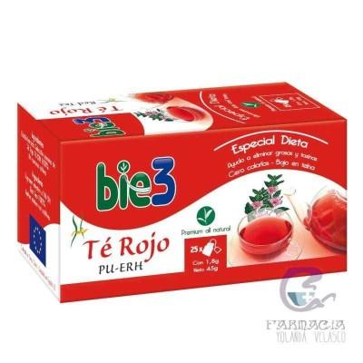 Bio3 Té Rojo 1.5 gr 25 Filtros