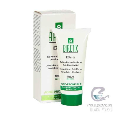 Birerix Duo Gel Anti-Imperfecciones 30 ml