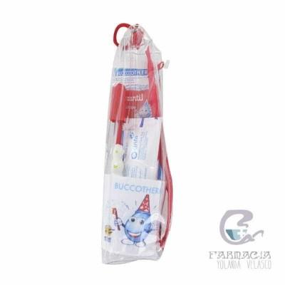 Buccotherm Kit Infantil 2-6 Años Gel Dentífrico