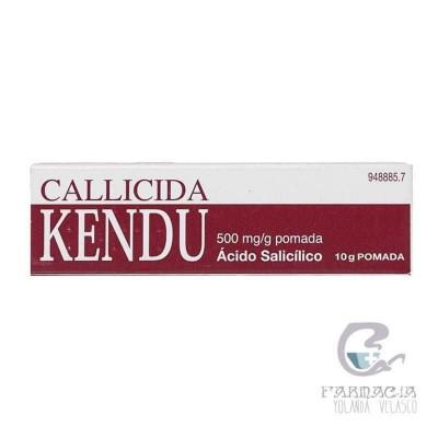 Callicida Kendu 500 mg/g Pomada 10 gr