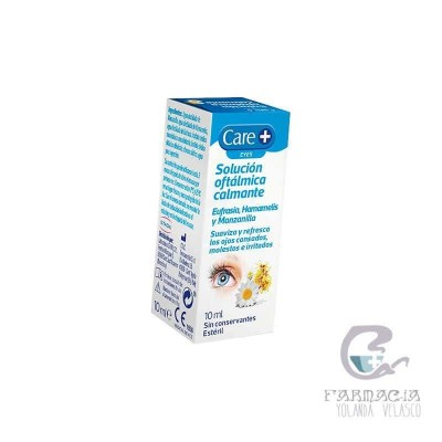 Care+ Stada Solución Calmante Ojo Irritado 10 ml