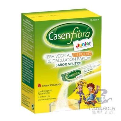 Casenfibra Junior Polvo 14 Sobres 2,5 gr