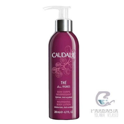 Caudalie The Des Vignes Corporal 200 ml