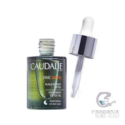 Caudalie Vineactive Aceite Noche Destoxificante 30 ml