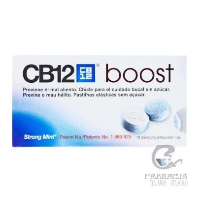Cb 12 Halitosis Boost 12 Unidades