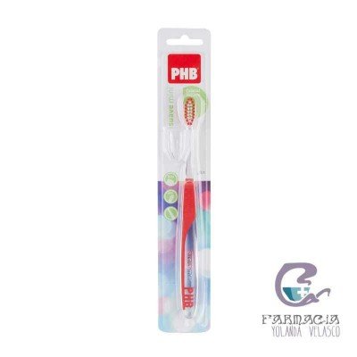 Cepillo Dental Adulto PHB Plus Mini Suave