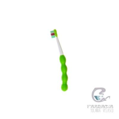 Cepillo Dental Mini Niños Pqueños Mam First Brush Extra Suave 0-3 Años