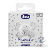 Chicco Chupete My Little Star 6-16 M