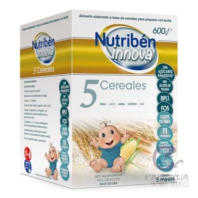 Nutiben Innova 5 Cereales 600 gr