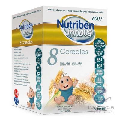 Nutiben Innova 8 Cereales 600 gr