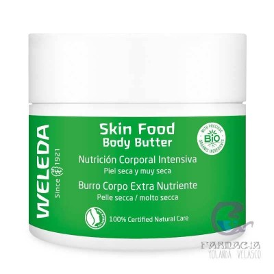 Weleda Skin Food Body Butter 150 ml