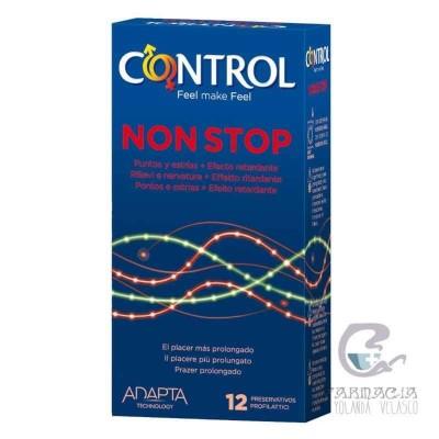 Control Le Climax Non Stop Preservativos 12 Unidades