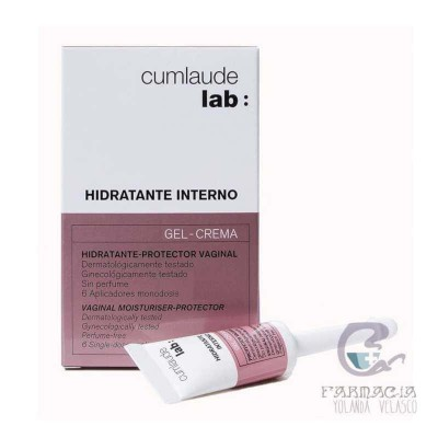Cumlaude Lab: Gynelaude Hidratante Interno 6 ml