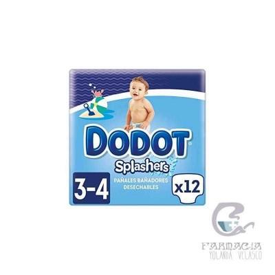 Dodot Splashers Talla 3-4 / 6-11 Kg